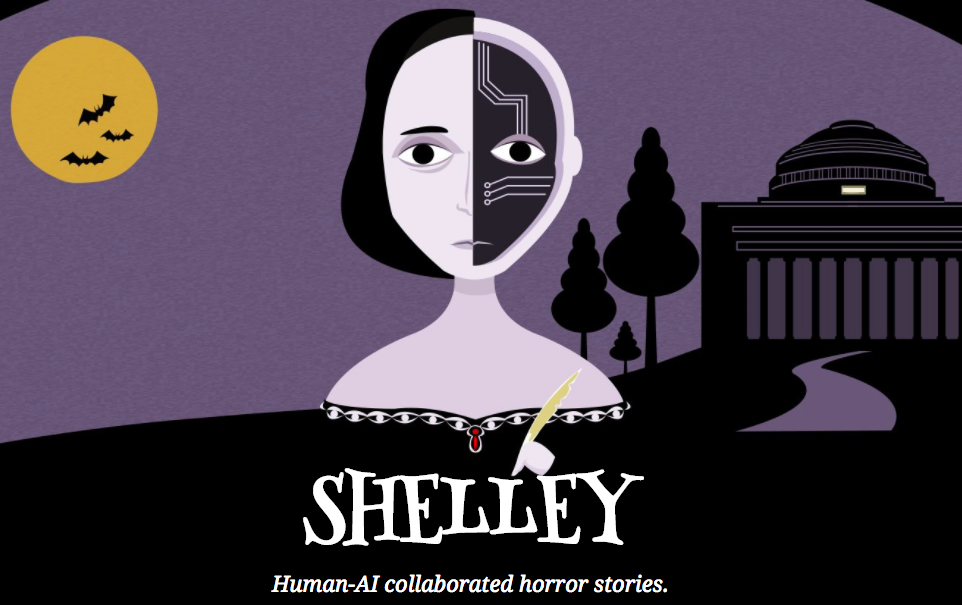 Shelley: the Stephen King of AI – Hidden in the Crag
