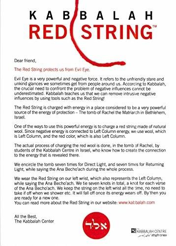 Baphomets Red String – Hidden in the Crag